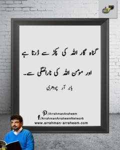 Babar Chaudhry Sin